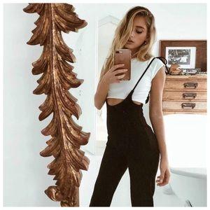 Pants - Adorable black Overall jumper ☺️